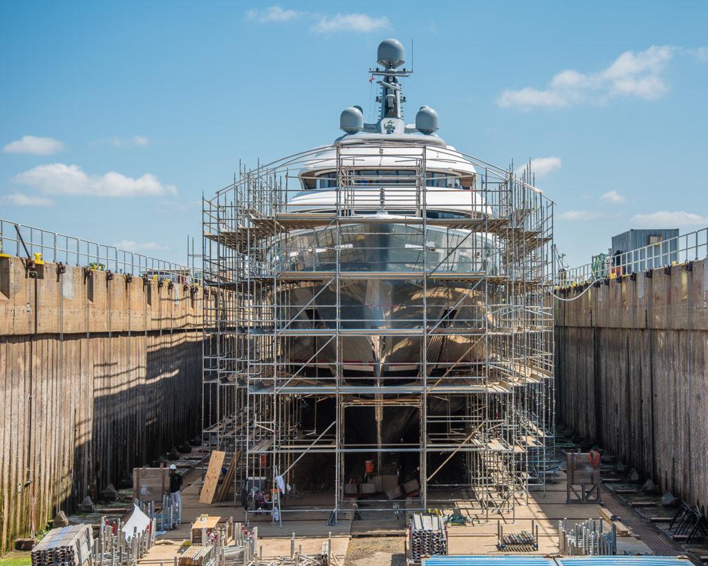 Yacht Refinishing