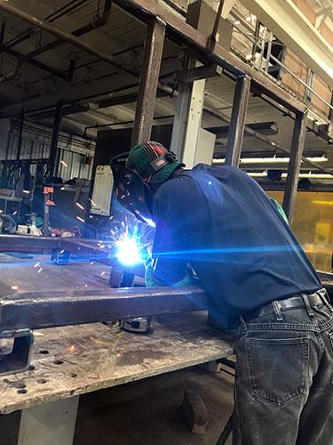 Fabrication - Welding